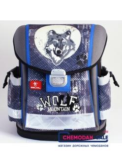 Школьный ранец Belmil 403-13/318 WOLF