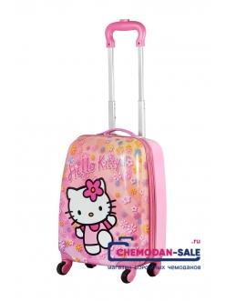 Детский чемодан Hello Ktty