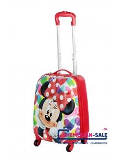 Чемодан детский Minnie Mouse