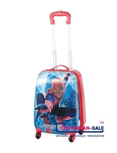 Чемодан детский человек-паук