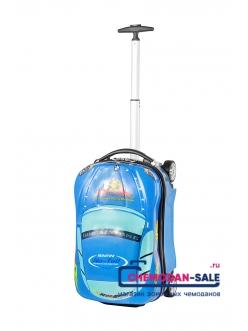 Детский чемодан BMW 3D