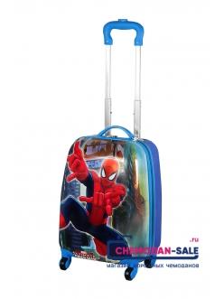 Детский чемодан Spider Man