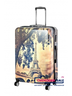 Чемодан-тележка SunVoyage Paris