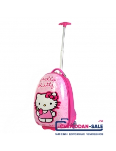 Чемодан детский Hello Kitty